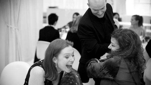 Wedding Magician - laughing